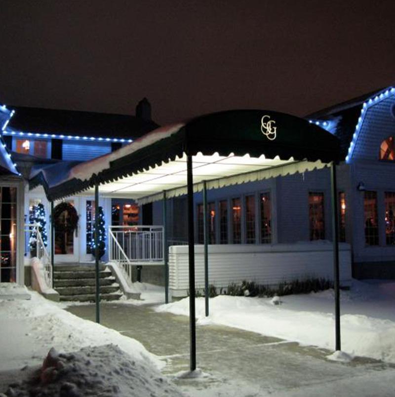 Winnipeg Corporate Light Installations