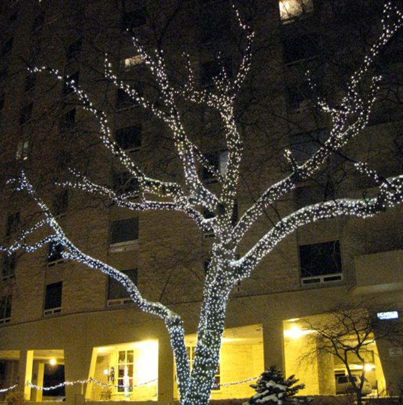 Outdoor Tree-Wraps