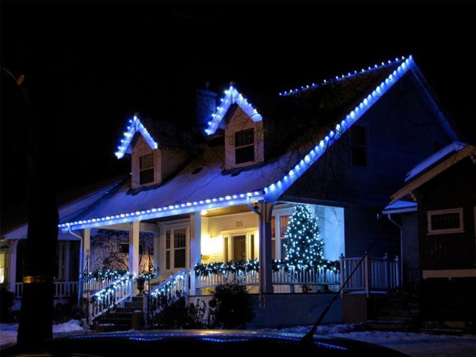 5 & The Christmas Light Guys